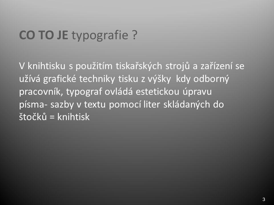 4 CO TO JSOU piktogramy.