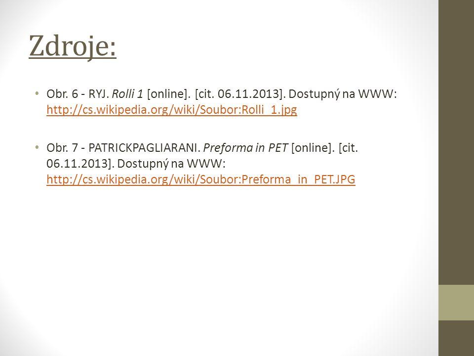 Zdroje: Obr.6 - RYJ. Rolli 1 [online]. [cit. 06.11.2013].