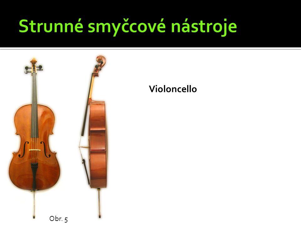 Violoncello Obr. 5