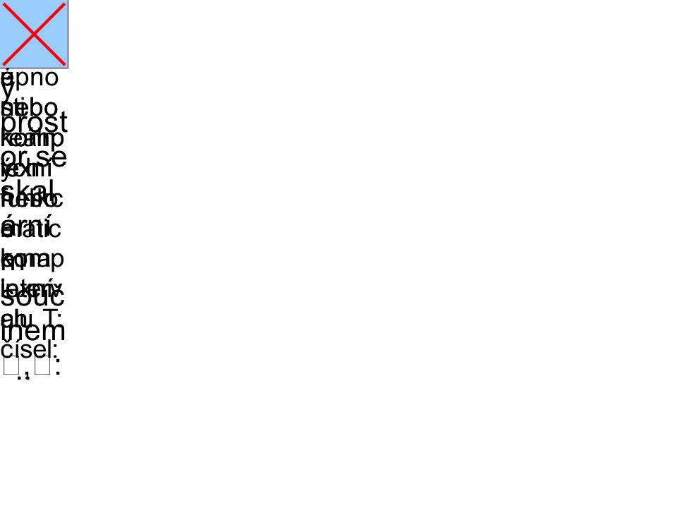 Sk alá rní sou čin Vekt orov ý prost or se skal ární m souč inem  ,   : - reáln é nebo komp lexní funkc e na interv alu T: - poslo upno sti reáln ých nebo komp lexní ch čísel: - reáln é nebo komp lexní matic e: