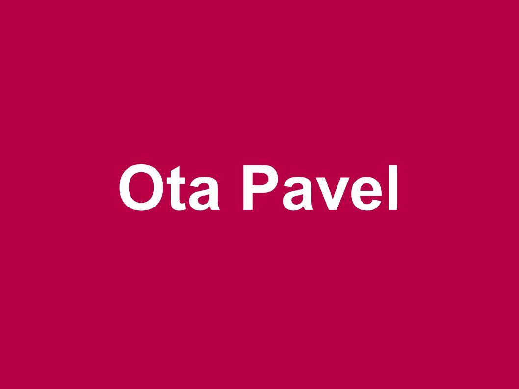 - vlastním jménem Otto Popper, - * 2.července 1930 v Praze – 31.