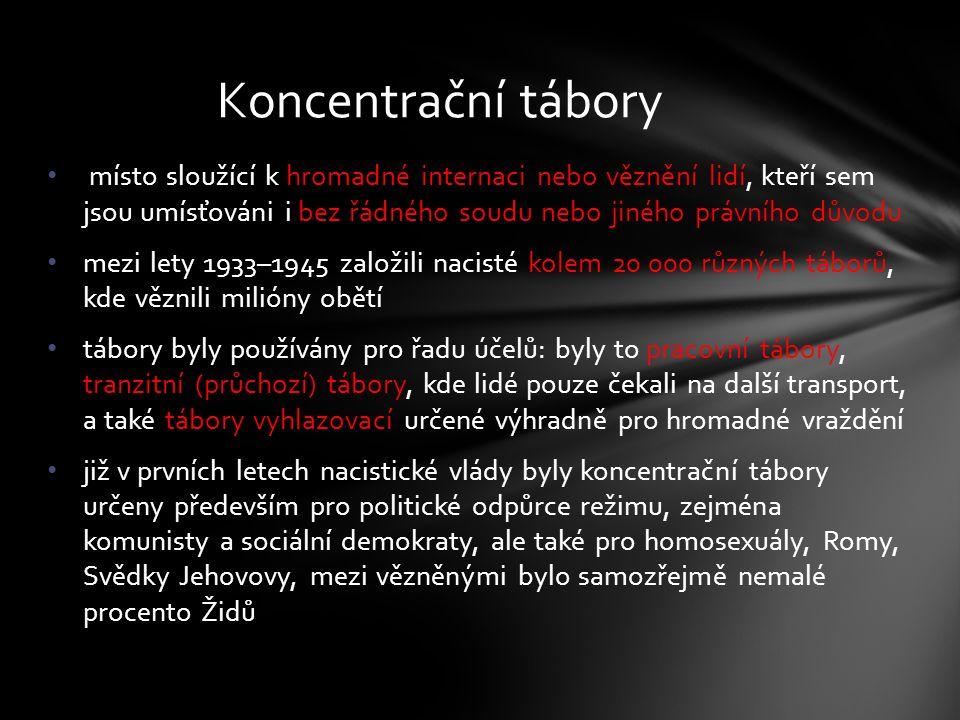 Češi umučení nacisty Poznáš, k jaké podobence patří popis osobnosti.