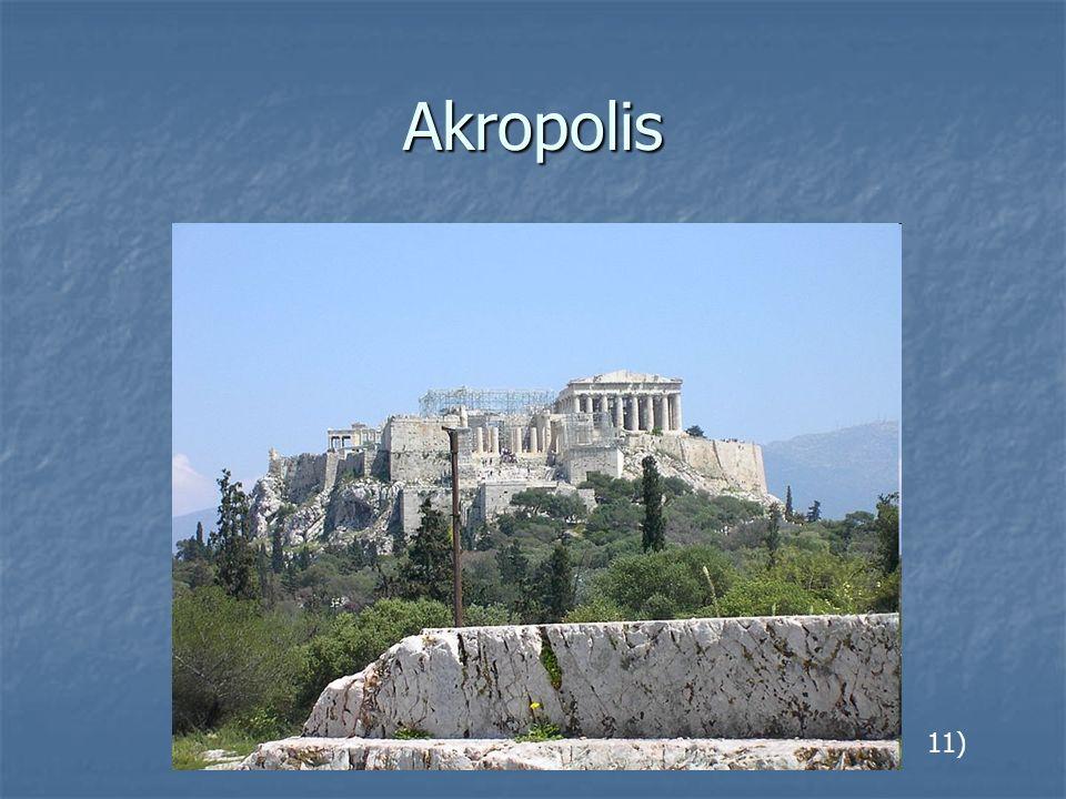 Akropolis 11)