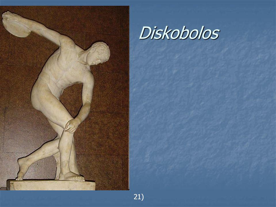 Diskobolos Diskobolos 21)