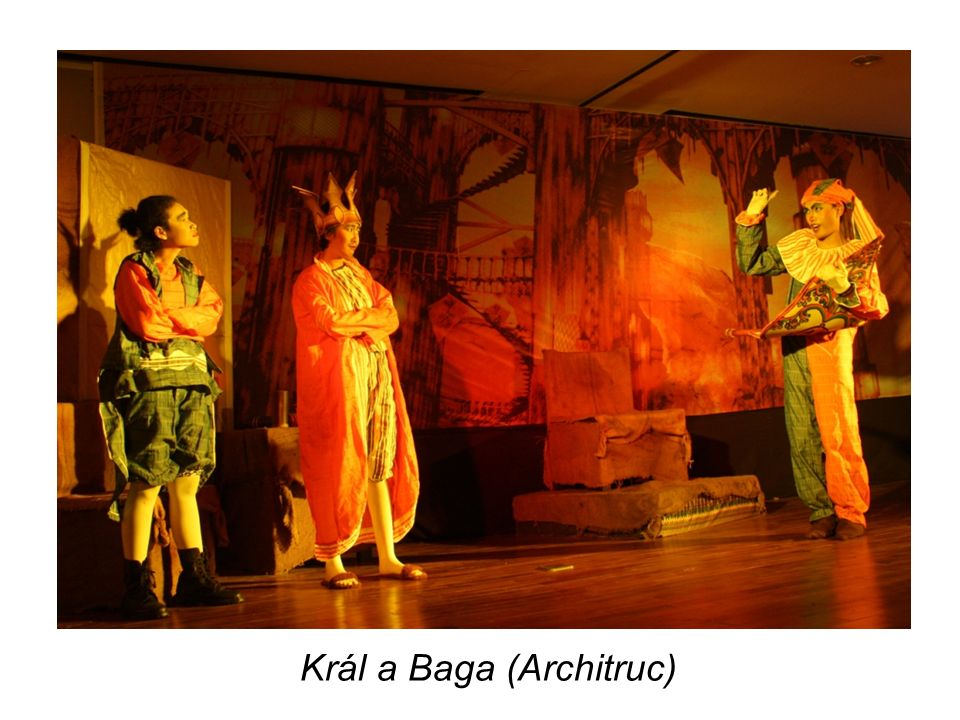 Král a Baga (Architruc)