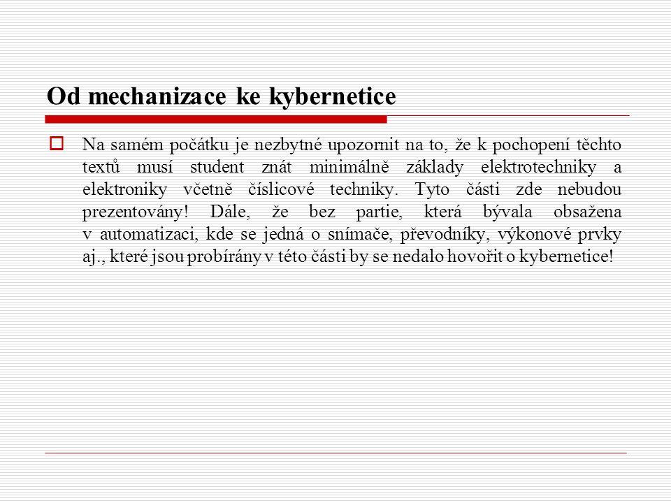  Na samém počátku je nezbytné upozornit na to, že k pochopení těchto textů musí student znát minimálně základy elektrotechniky a elektroniky včetně číslicové techniky.