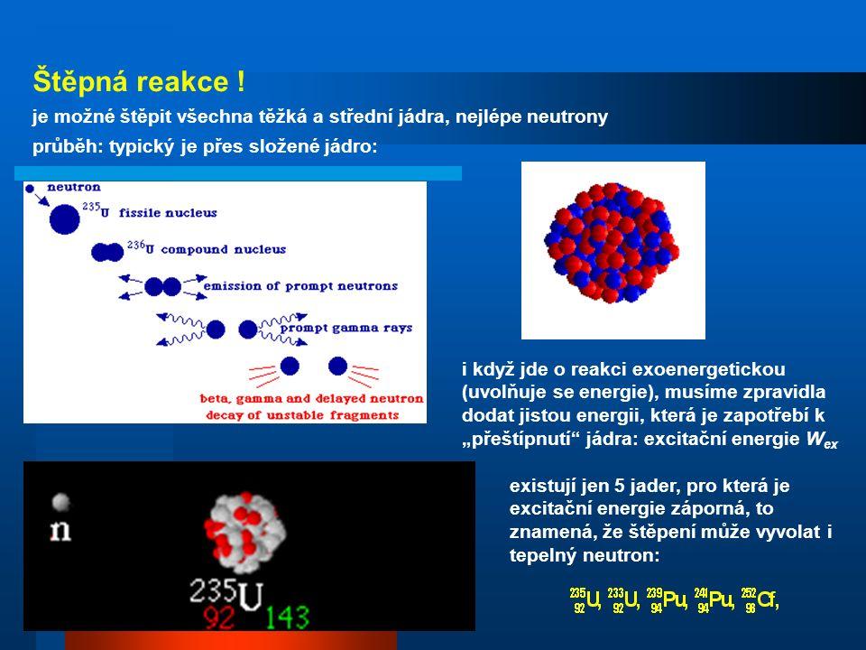 l) fyziologické účinky jaderného záření obvyklá roční dávka z okolní přírody (z toho bývá asi 20% od stavebních materiálů, zvláště radon; více zespoda , například od skalního podloží, méně shora od kosmického záření - asi 0,25 mSv na hladině moře, 1.5 mSv ve 4000 m, do toho patří vnitřní ozáření od zářičů, které sníme nebo vdechneme - něco přes 1 mSv) 0,4 - 4 mSv (ale i 50 mSv) let dopravním letadlem (za letovou hodinu)0,004 mSv roční příspěvek jaderné elektrárny na okolí< 0.02 mSv roční příspěvek uhelné tepelné elektrárny na okolí< 0.06 mSv jeden rentgenový snímek plic< 0.03 mSv kontrastní vyšetření žaludku nebo střev0.1 - 30 mSv dovolená roční dávka pro pracovníky se zářením50 mSv mírnější projevy nemoci z ozáření (projevy na kůži, padání vlasů, ztráta imunity)500 mSv smrtelná dávka (jednorázově)několik Sv