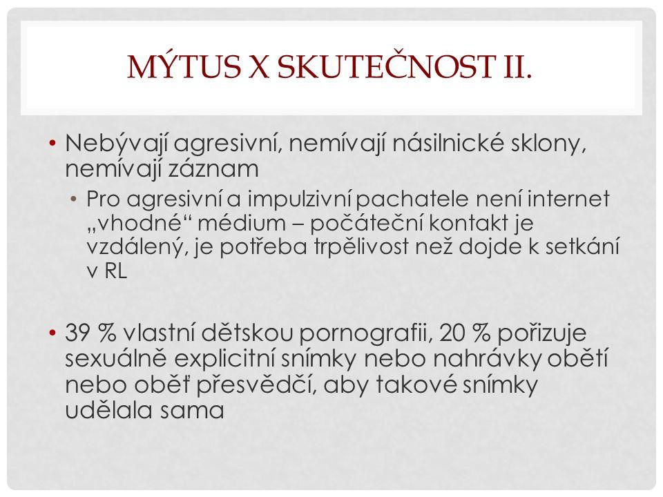 MÝTUS X SKUTEČNOST II.