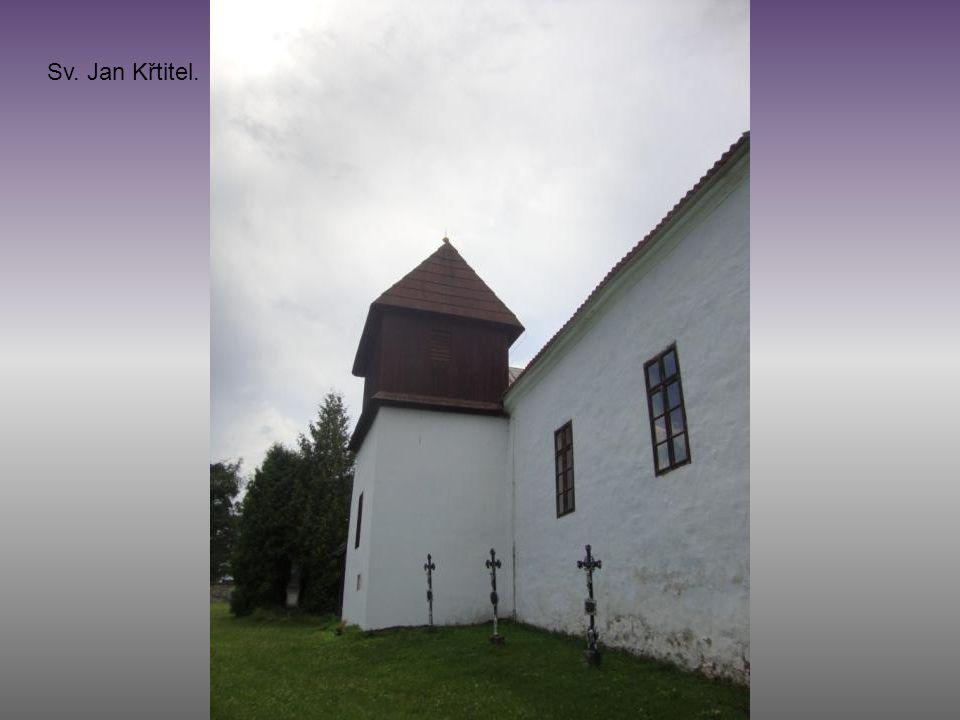 Sv. Jan Křtitel.