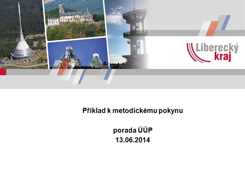 Příklad k metodickému pokynu porada ÚÚP 13.06.2014