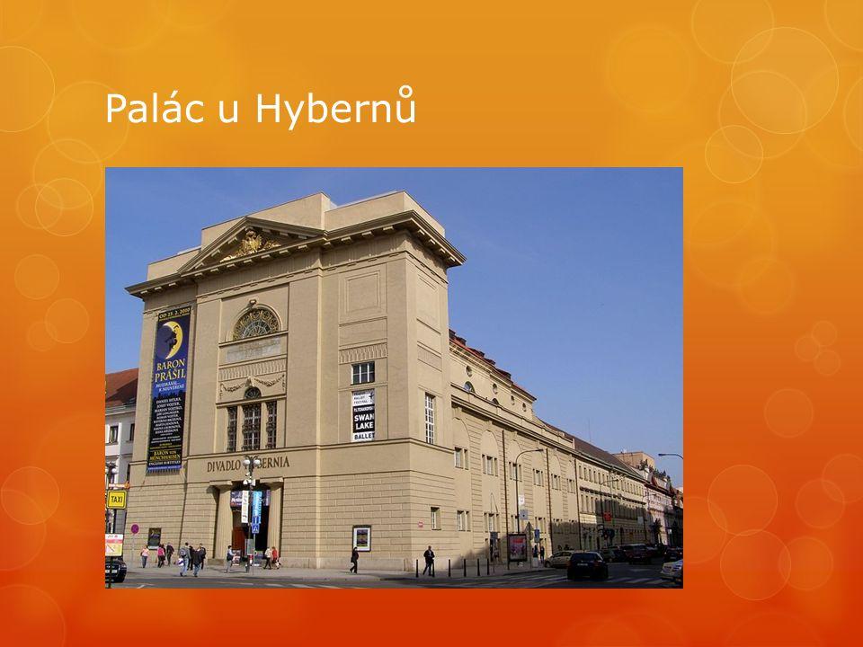 Palác u Hybernů