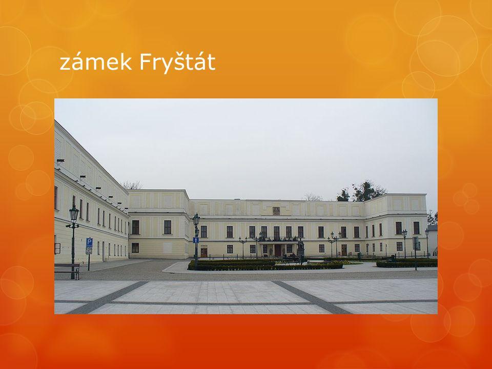 zámek Fryštát