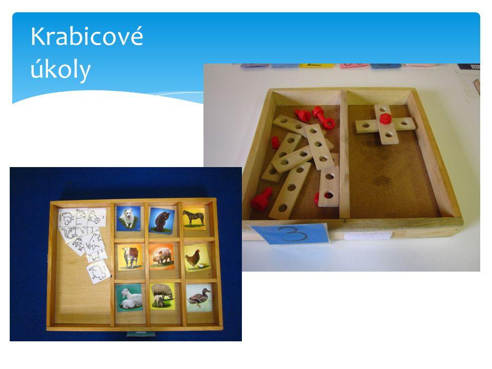 Krabicové úkoly