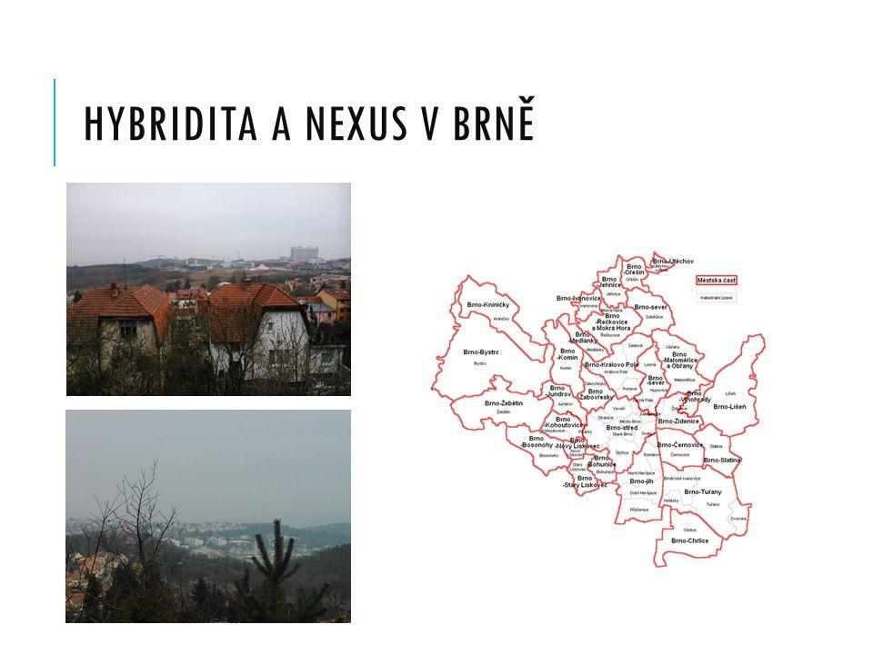 HYBRIDITA A NEXUS V BRNĚ