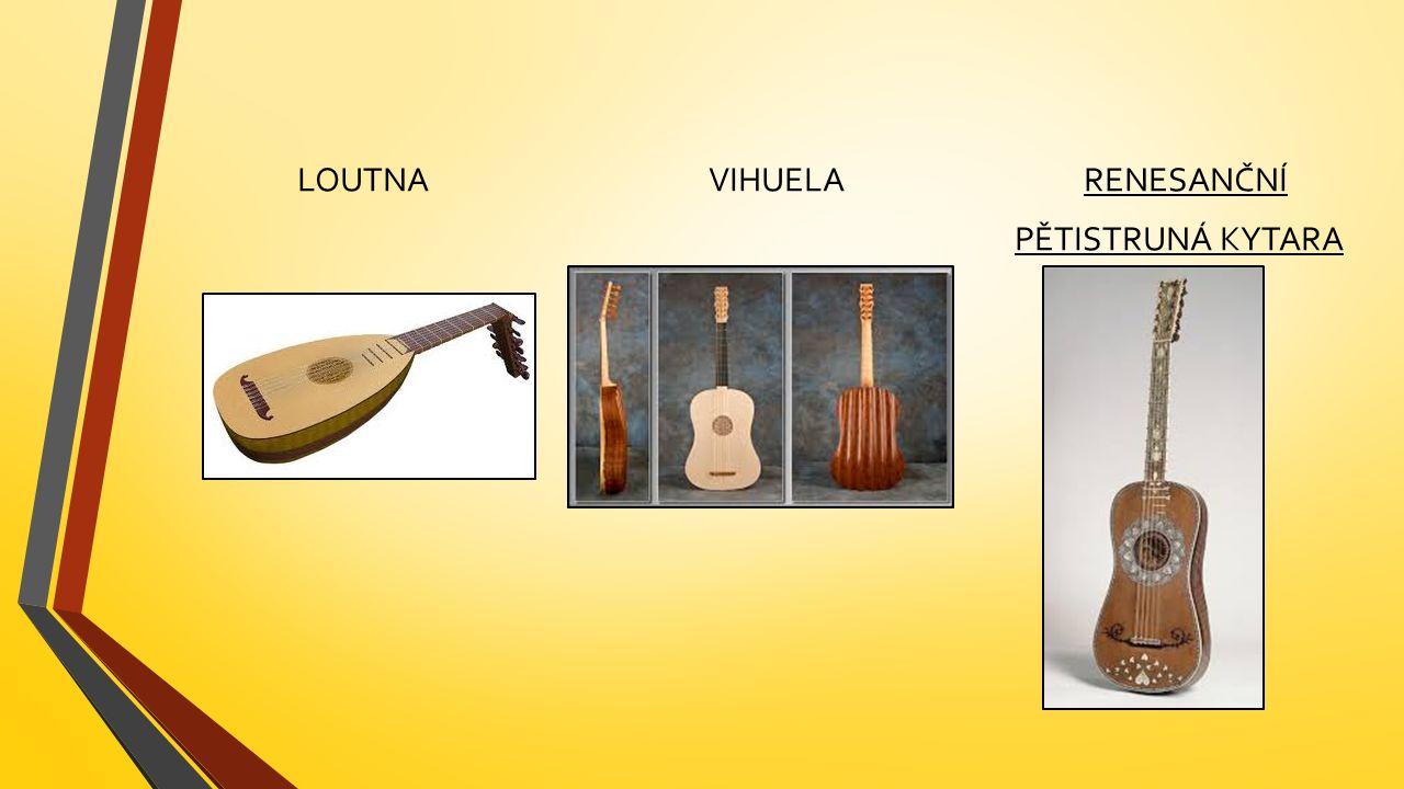 KASTANĚTY perkusní hudební nástroj používaný ve španělském folklóru a cikánské hudbě původně starověký nástroj z mušlí