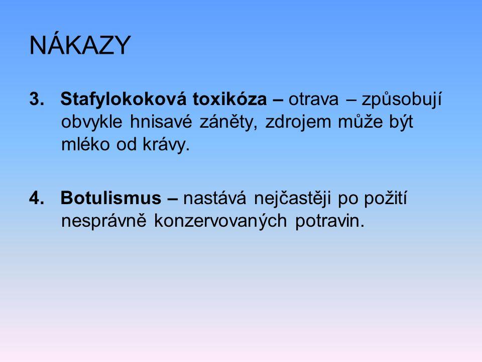 NÁKAZY 3.