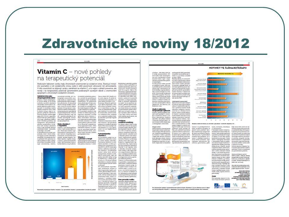 Zdravotnické noviny 18/2012