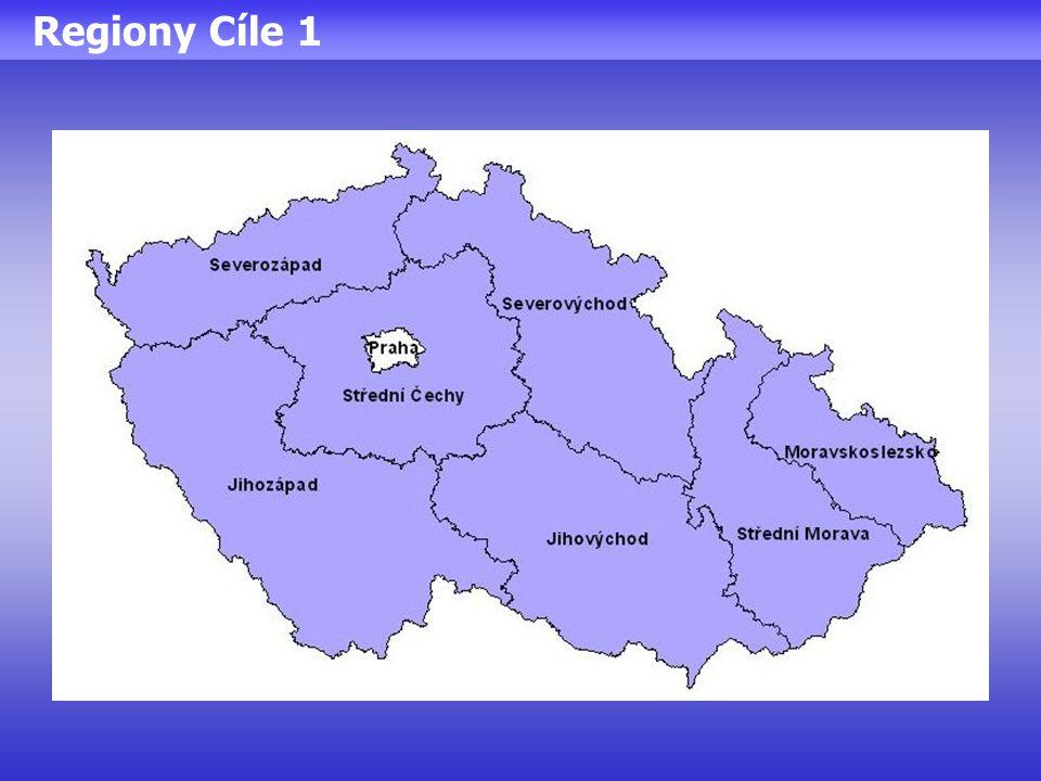 Regiony Cíle 1