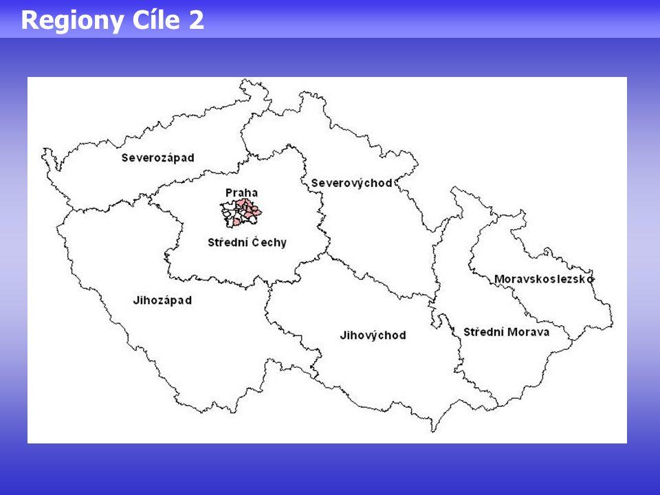Regiony Cíle 2
