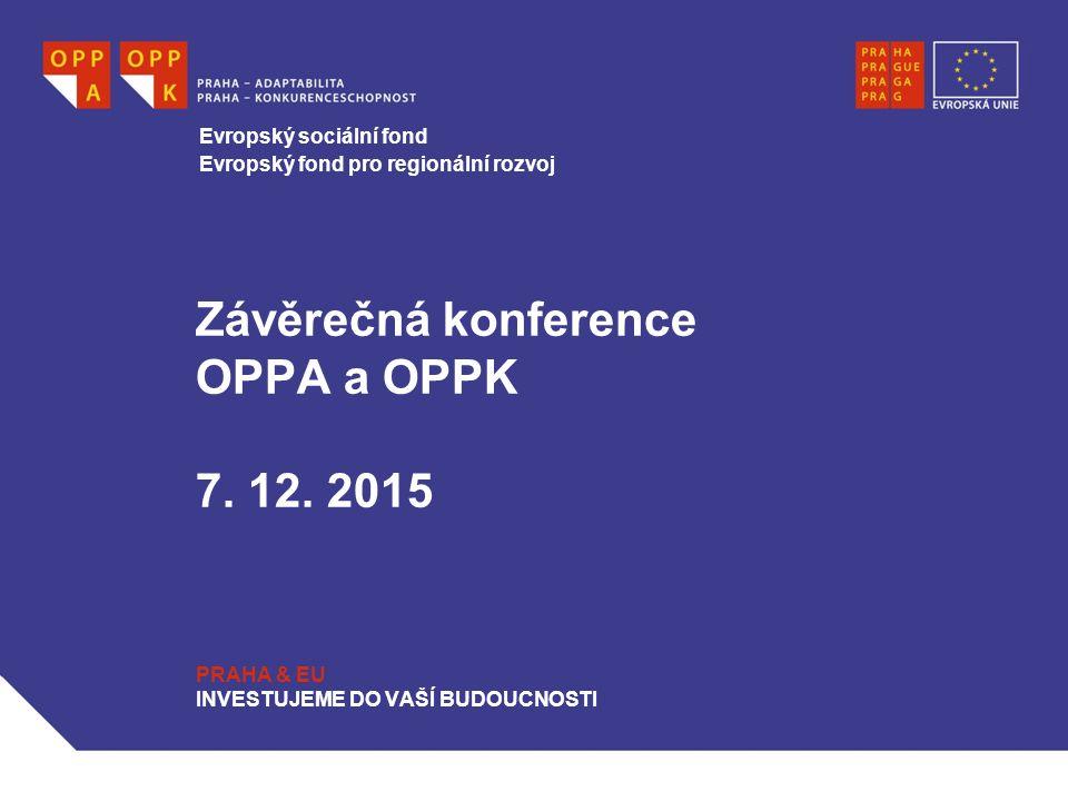 WWW.OPPA.CZ | WWW.OPPK.CZ Programové období 2007 - 2013  Pro období 2007 – 2013 bylo celkem k dispozici 421,2 mil €.