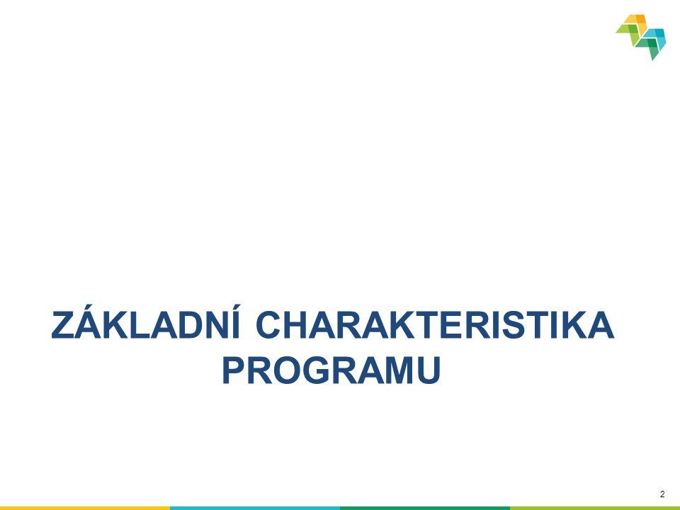 3 Cíl Interreg Europe Cíl programu vychází z nařízení pro Evropskou územní spolupráci – čl.
