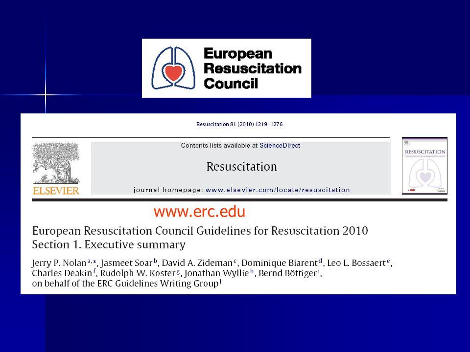 Změny v guidelines 2010 v resuscitaci novorozenců ♦♦ - při resuscitaci donošených novorozenců po porodu používáme vzdušný kyslík používáme vzdušný kyslík - jestliže při efektivní ventilaci při oximetrii zůstává neakceptabilní saturace - užijeme vyšší neakceptabilní saturace - užijeme vyšší koncentrace kyslíku koncentrace kyslíku - u předčasně narozených - před 32.