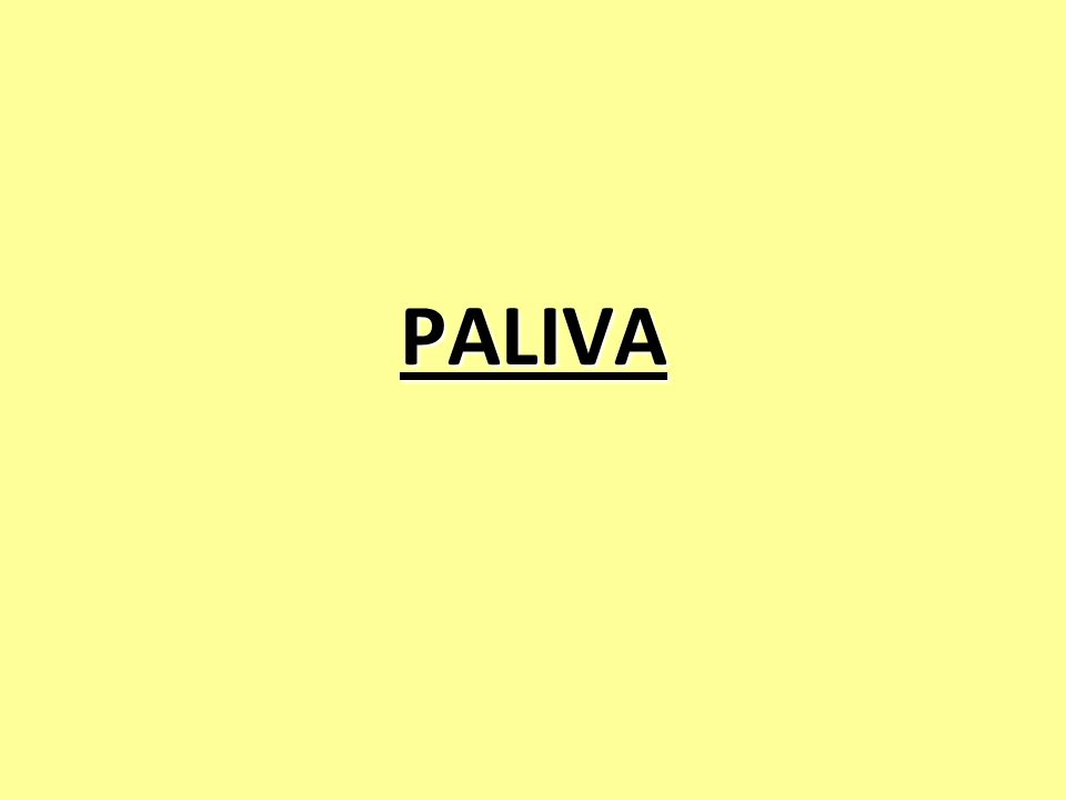 PALIVA