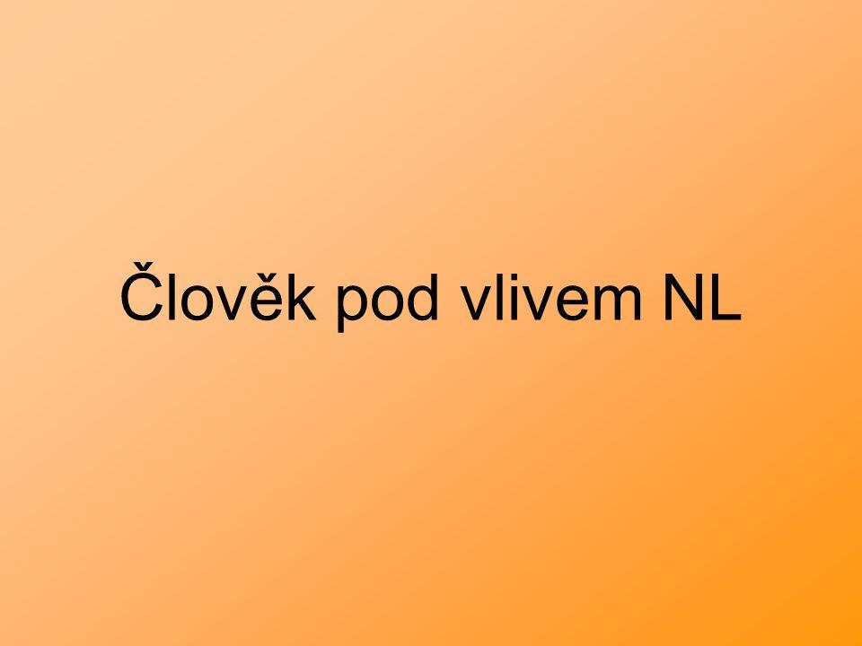 Člověk pod vlivem NL