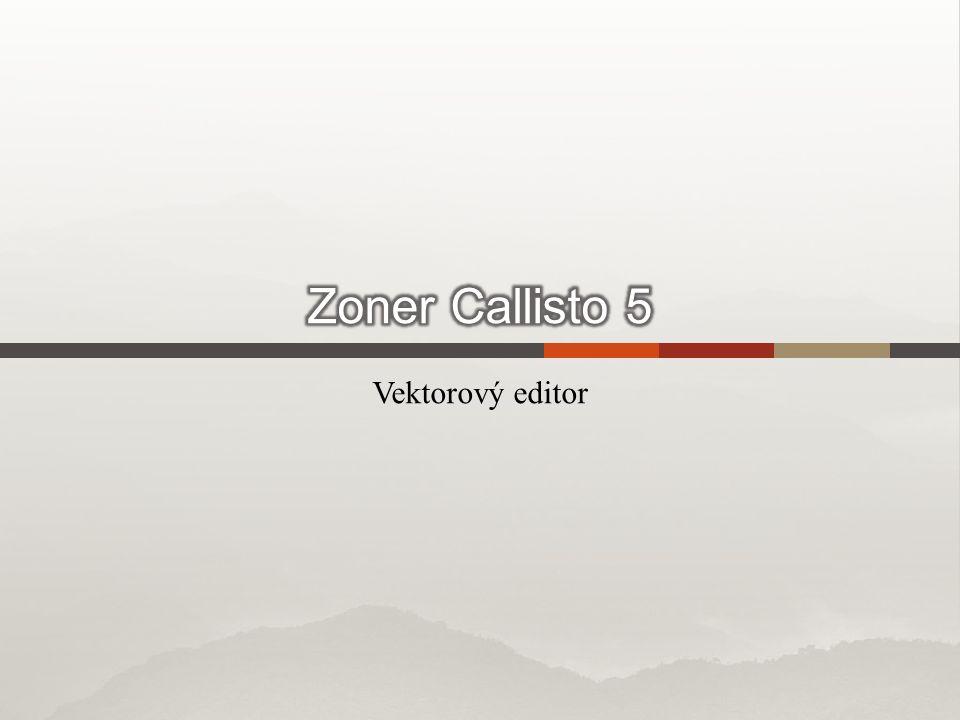 Vektorový editor