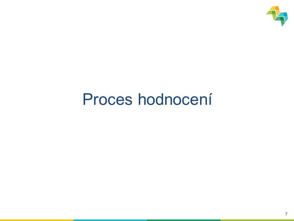 7 Proces hodnocení