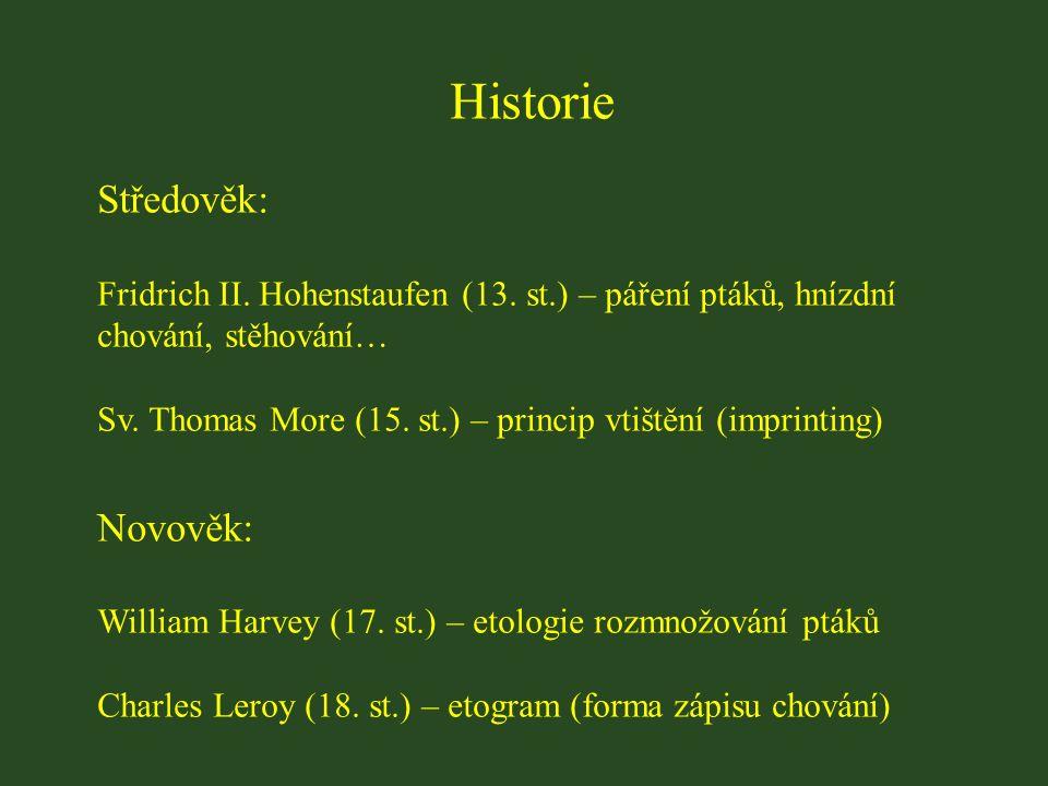 Historie Středověk: Fridrich II. Hohenstaufen (13.