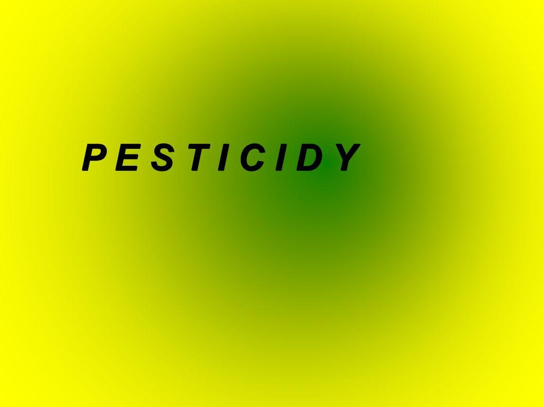Zakroužkuj pravdivé výroky.Pesticidy rozdělujeme podle určení do 9 skupin.