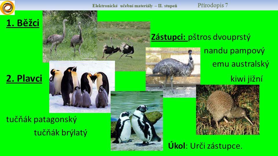 Elektronické učební materiály – II.stupeň Přírodopis 7 3.