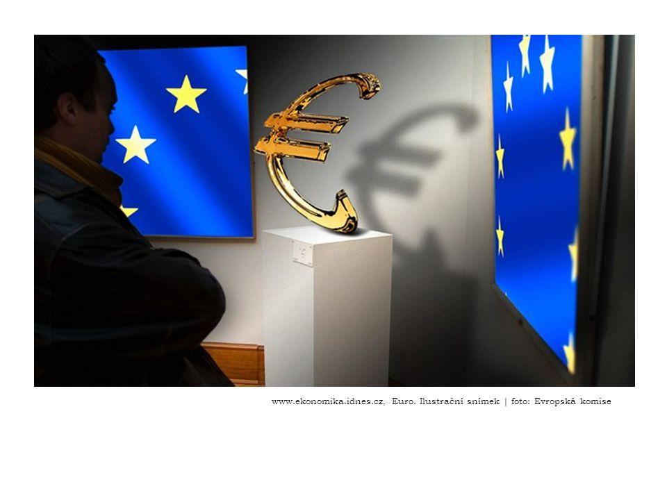 www.ekonomika.idnes.cz, Euro. Ilustrační snímek | foto: Evropská komise