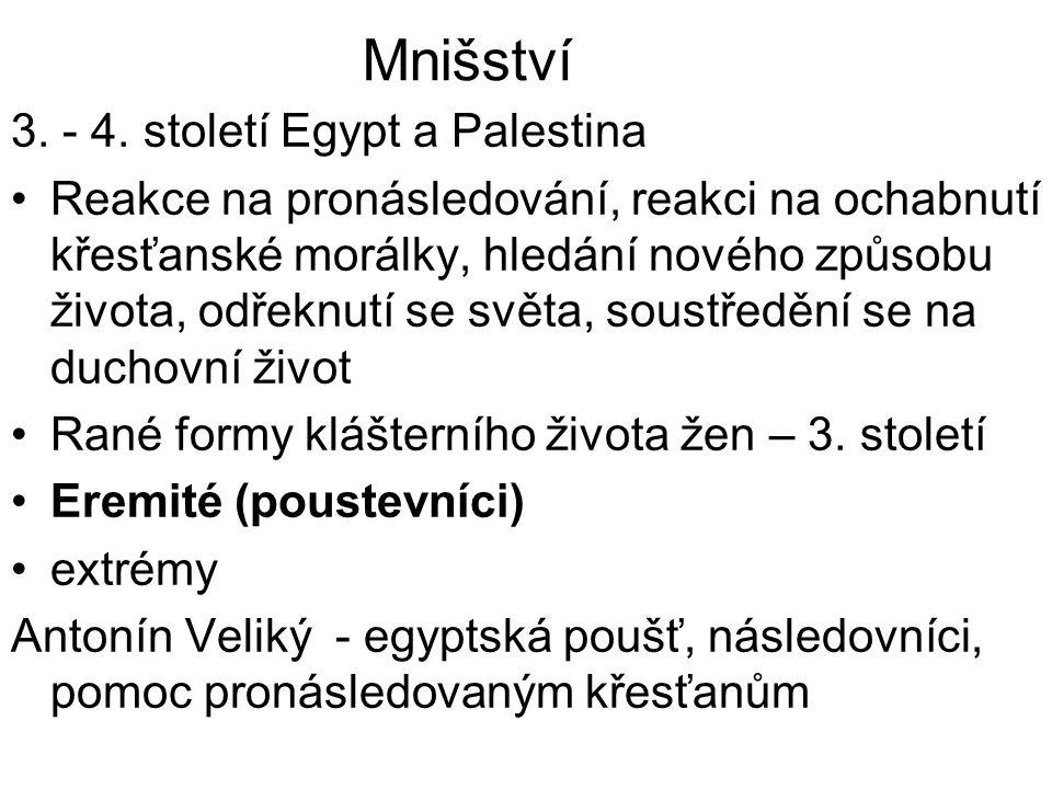 Mnišství 3. - 4.