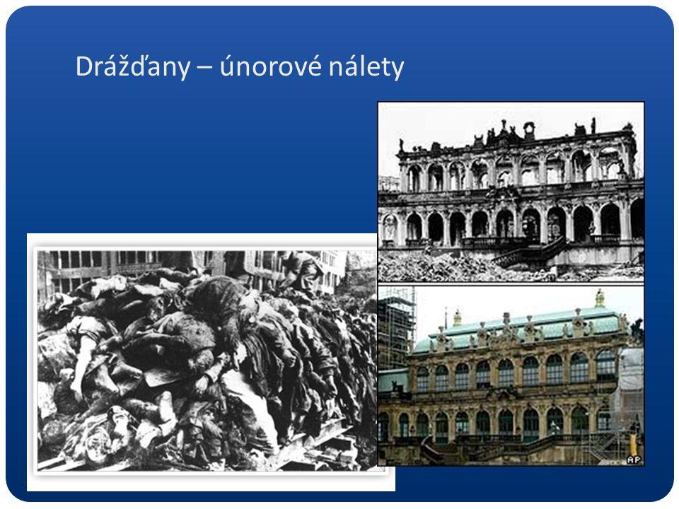Rozdělení Německa politika spojenců se nedokázala sjednotit, rozdílné představy o sjednoceném Německu jejich síly byly vyrovnané – vývoj spěl k rozdělení Německa v okupačních zónách západních spojenců se začal formovat demokratický politický systém