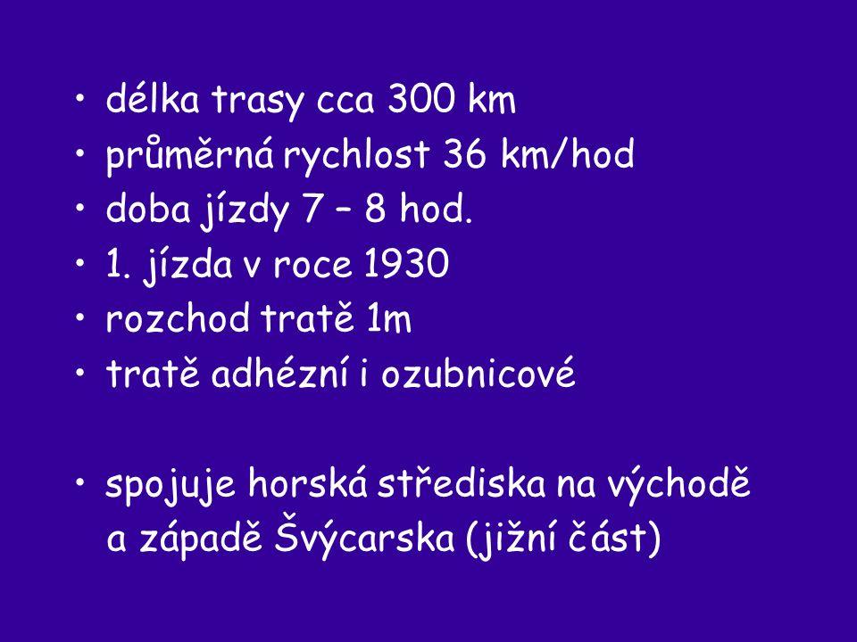 délka trasy cca 300 km průměrná rychlost 36 km/hod doba jízdy 7 – 8 hod.