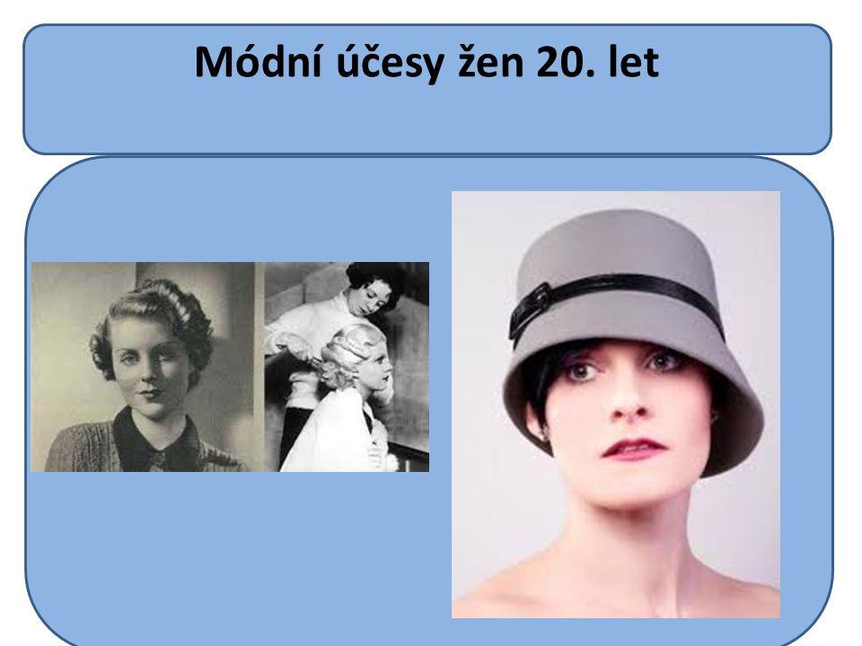 Vývoj módy 20.