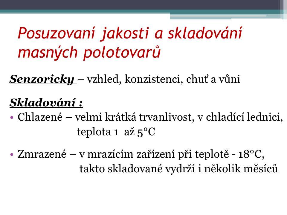 3.SUCHÉ POLOTOVARY V PRÁŠKU Druhy v prodeji: Těsto v prášku – bramborové, linecké..