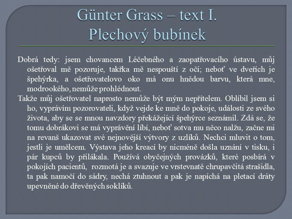 GRASS, Günter.