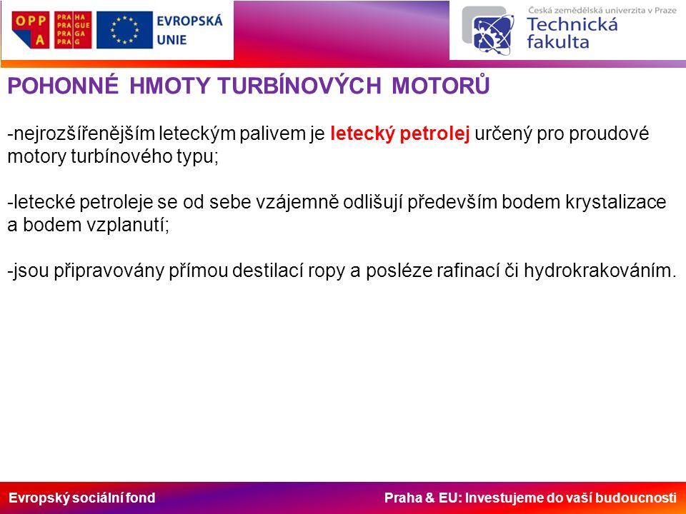 Evropský sociální fond Praha & EU: Investujeme do vaší budoucnosti TURBOVRTULOVÝ MOTOR 1.Reduktor 2.spalovací komora 3.dýza - výstup spalin 4.Vrtule 5.Kompresor 6.turbína [4]