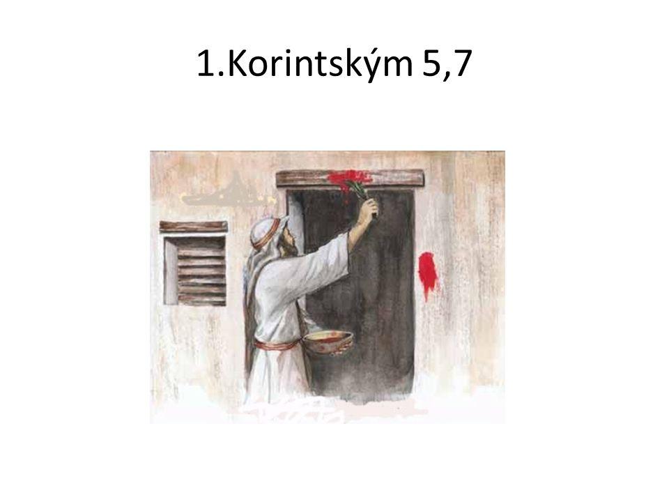 1.Korintským 5,7