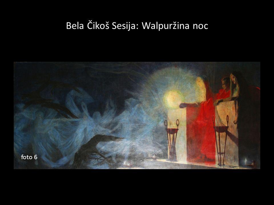 Bela Čikoš Sesija: Walpuržina noc foto 6