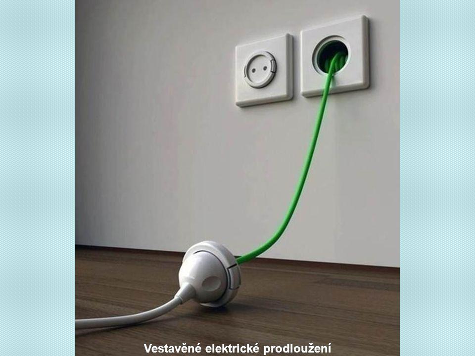 Vestavěné elektrické prodloužení