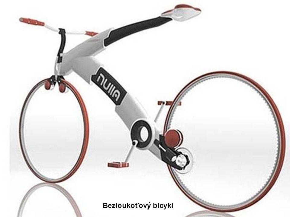 Bezloukoťový bicykl