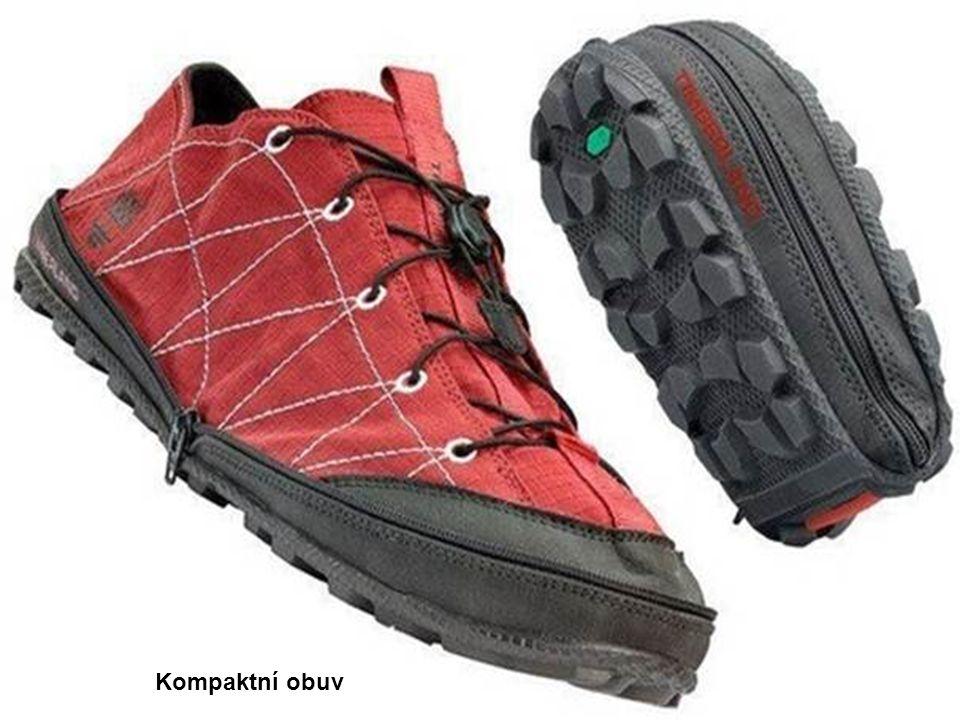 Kompaktní obuv