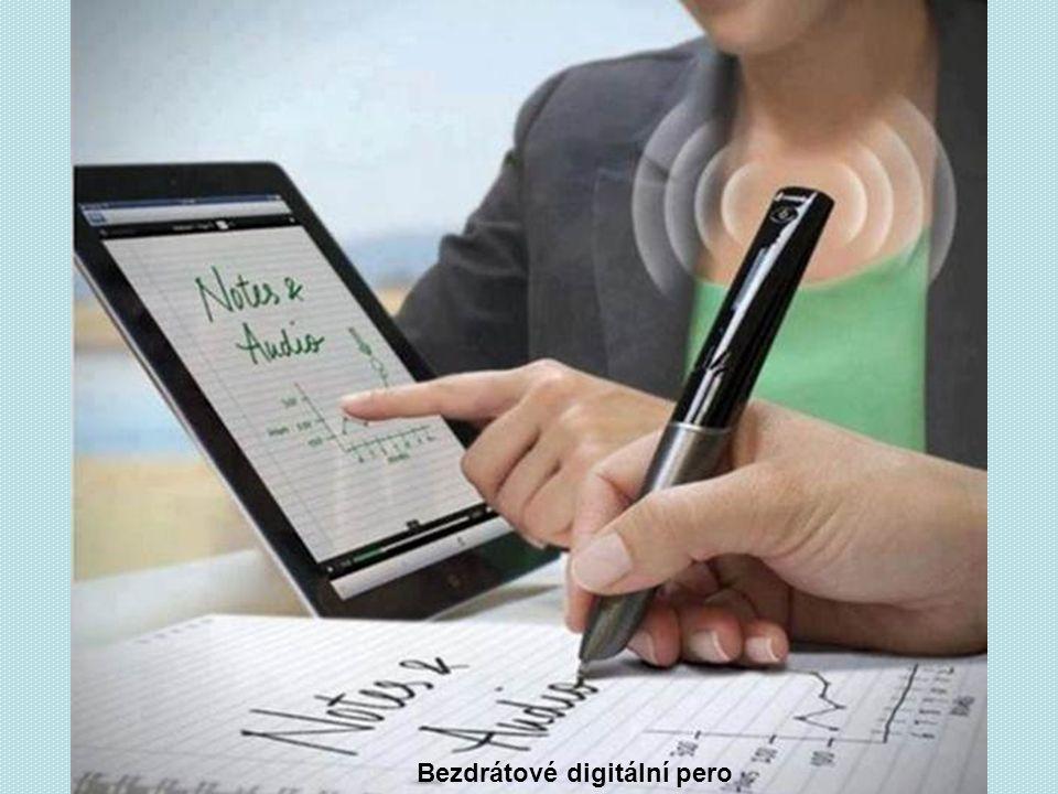 Bezdrátové digitální pero