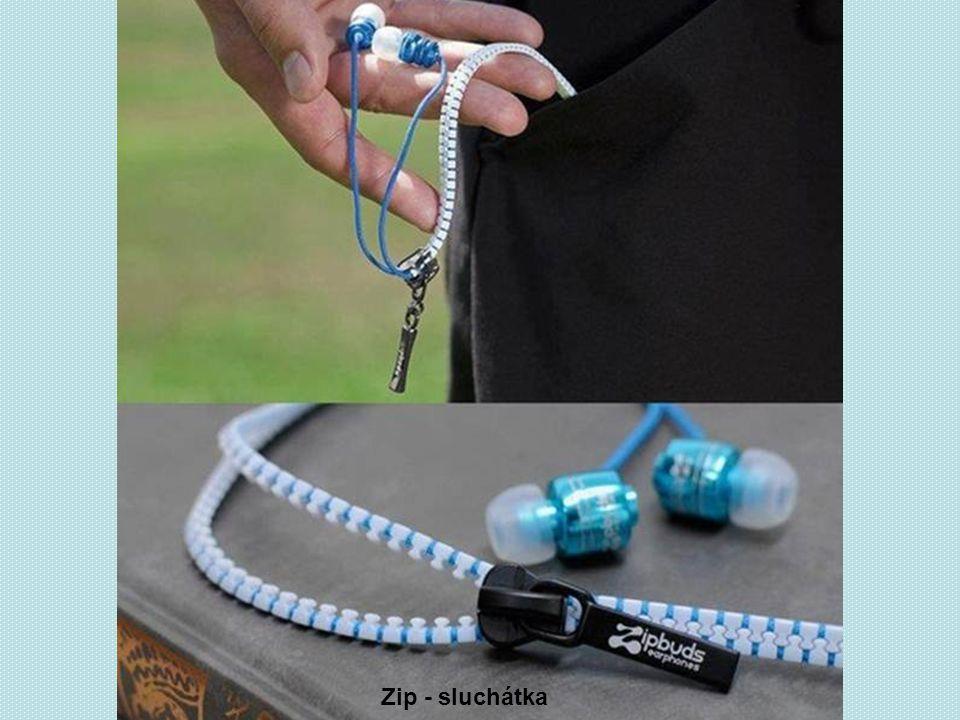 Zip - sluchátka