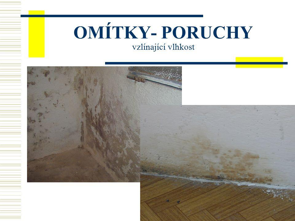 Chybné vyzdění meziokenního sloupu Vady v zazdění okenního otvoru ČVUT PRAHA Katedra technologie staveb