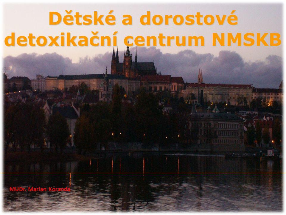 Dětské a dorostové detoxikační centrum NMSKB MUDr. Marian Koranda